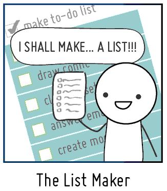 The-List-Maker